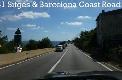 Danger C31 Sitges & Barcelona Coast Road